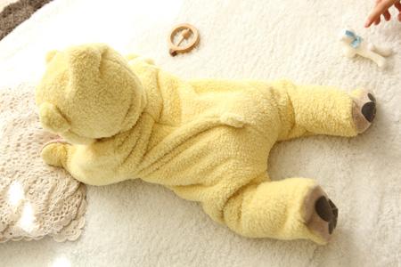 赤ちゃんに夢中で胸なんて、気にもせず、かまっていませんでした!